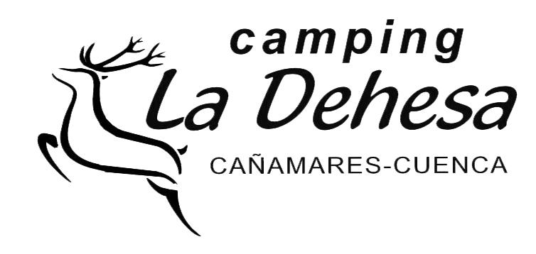 logotipo Camping La Dehesa